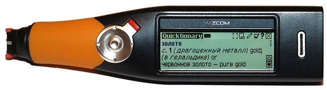 Ручка-сканер Quicktionary TS Premium